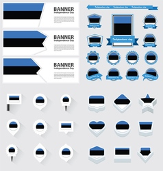 SET estonia vector