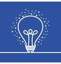 Big ideas design vector image