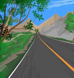 Roadside vector