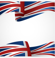 united kingdom insignia vector image
