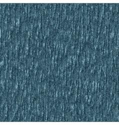 Seamless pattern crumpled blue denim vector image