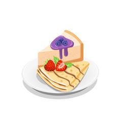 backery delicious tasty symbol vector image