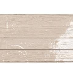 Wooden Beige Texture vector image