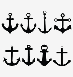 anchors vector image vector image