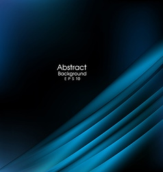 abstract blue background EPS 10 vector image