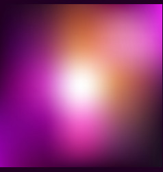 Blurry soft background with photographic effect vector
