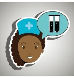 Nurse medical services health vector