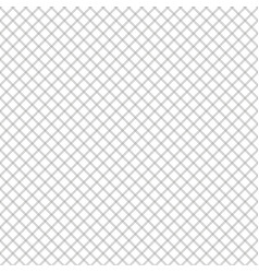 squares diagonal floor grid seamless pattern white vector image
