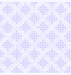 violet pattern diamonds seamless vector image