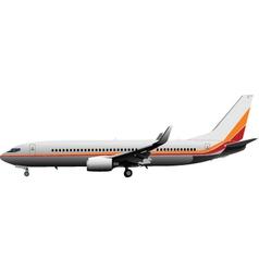 Airlpane vector