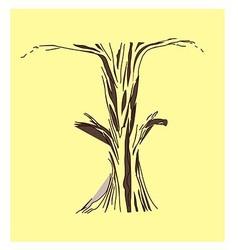 Fantasy Trees vector