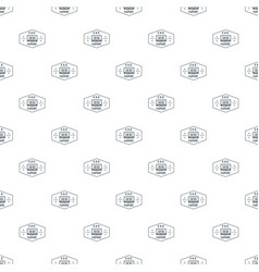 old music pattern seamless vector image