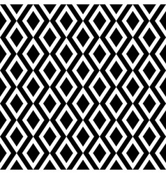 Seamless geometry pattern vector image