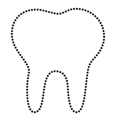 Tooth sign vector