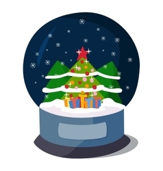 Christmas icon symbol vector