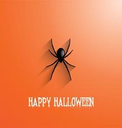 Halloween spider background 0509 vector