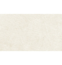 Horizontal white canvas material to use as vector