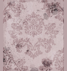 Luxury ornamented pattern royal luxury vector