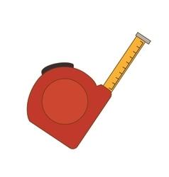 meter measurement tool vector image