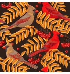 Seamless cardinal and rowan vector