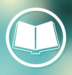 eBook design vector image
