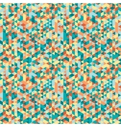 geometric background seamless pattern vector image