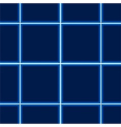 Glowing Squared Pattern vector
