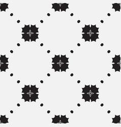 Seamless pattern modern decorative design vector