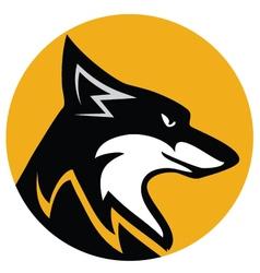 FOX EMBLEM vector image