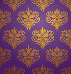 Retro Decorative Pattern vector image vector image