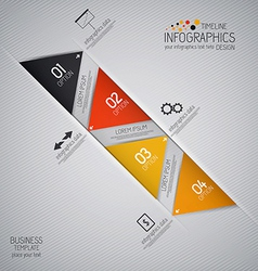 design infographics 5 vector image vector image