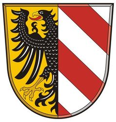 Nurnberg Coat of Arms vector image