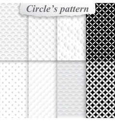 Texture square pattern vector image vector image