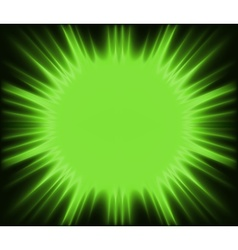 Green Corona vector