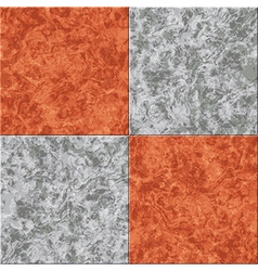 Abstract gray red marble seamless texture tiled vector
