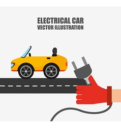 Energy power design vector