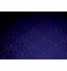 gothic wallpaper vector image vector image