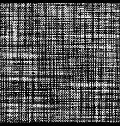 Black grunge mesh background vector