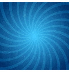 Starburst spiral background vector