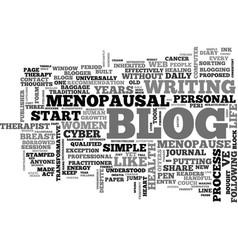 Women s health blogs adventures in blogsphere vector
