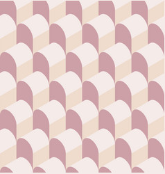 A seamless repeating geometric pattern vector