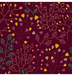 Foral seamless pattern in vector image