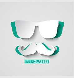 Hipster classic elements vector