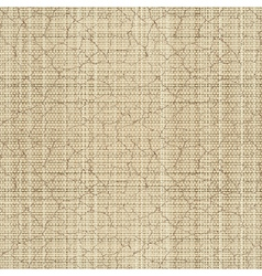 cracked canvas vector image