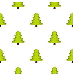 Canadian fir pattern seamless vector