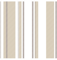 Simple plaid striped background seamless pattern vector