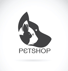 Image of pets design vector image