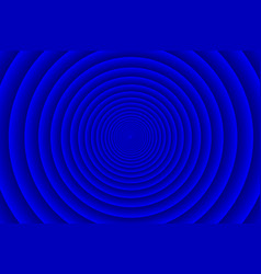 Concentric circle pattern vector