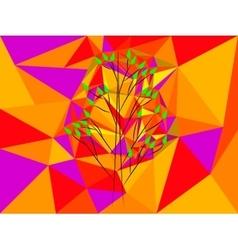 pattern - tree vector image