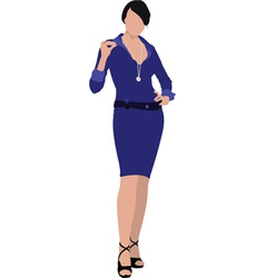 Sexy business vector